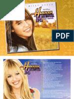 (Digital Booklet) Hannah Montana - The Movie