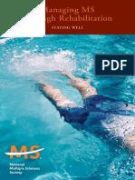 Brochure ManagingMSthruRehab