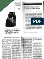 Matías Romani - El neoliberalismo en cuestión. Un diálogo con David Harvey - Realidad Económica 263