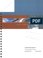 Haddington Road NS Planning Application Report