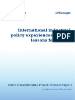 International Industrial Policy Experiences and the Lessons for the UK (Ha-Joon Chang, Antonio Andreoni, Ming Leong Kuan) - October 2013