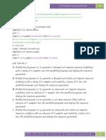 Digital Signal Processing Matlab Program