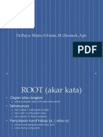 ROOT (Akar Kata)