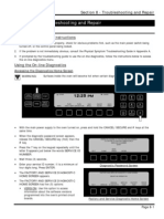 Dacor Tech. Diagnostic Quick Reference Guide | Grilling | Relay on