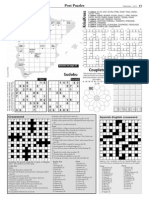 Spanish English Crossword