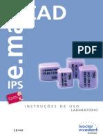 IPS+E-max+CAD+Laboratorio Fev 2013