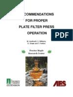 Filter Press Brochure