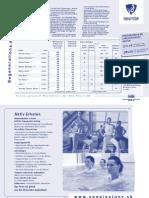 Präventiv-Aufenthalt Preise List - Heilbad Piestany