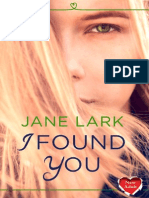 Jane Lark - I Found You