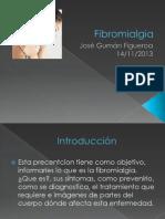 Fibriomalgia