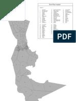 Barangay Map of Legazpi City