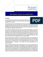 The Lisbon Treaty 16 Months Later - Event Report %282%29