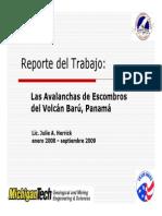 Modelo de Reporte Del Trabajo