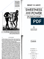 Mintz - Sweetness and Power