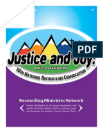 Justice & Joy Program Book