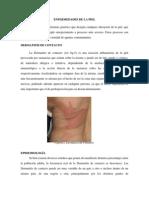 Desmatitis Por Contacto