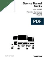 volvo vnl operators manual truck turbocharger rh scribd com