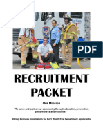 2013 firerecruitment