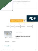 Installation d'un serveur WSUS _ Lolokai - Supervision, systèmes, réseaux, base de données..