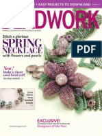 Beadwork Issue April May 2011