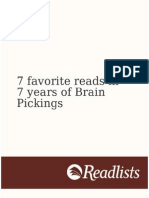 7 Favorite Reads