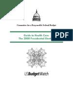 USBW Health Care Guide 0 0