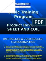 Basic Sheet and Coil Training Edit Version