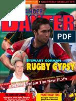 Banger Banter. Newsletter 3rd Quarter 2009