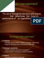 Strategic Management of GTL Limited