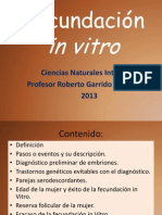 aa fecundación in vitro ciencias integrales 2013.ppt