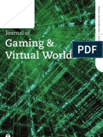 Journal of Gaming and Virtual Worlds