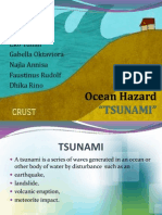 Ocean Hazard Tsunami