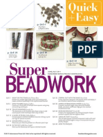 Beadwork Mag June July 2011 Xtra