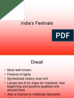 Indias Festivals