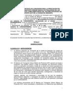 Proyecto de Contrato Complementarias Integrado