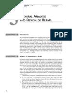 Flexure Analysis of Beams