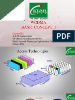 Umts Wcdma Basic Concept 3g 1