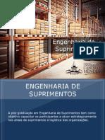 Pós-graduação em Engenharia de Suprimentos - Grupo Educa+ EAD