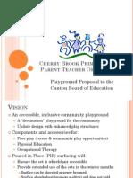 Cherry Brook PTO Presentation