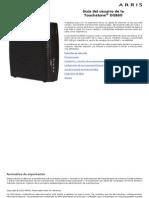 DG860 User Guide Standard1-4 ESLA