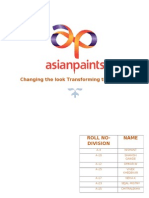 Asian Paints.word