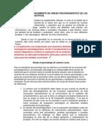 Quiz y Reconocimiento de Unidad Psicodiagnostico de Las Funciones Cognoscitivas