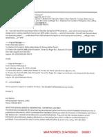 Email traffic between Marine generals, Brezler case (Part 1)
