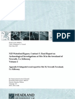 N25 Waterford Bypass, Contract 3. Final Report on archaeological Investigations at Site 34 in the townland of Newrath, Co Kilkenny Volume 2