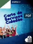 Carta Servicos Ao Cidadao UFU 2011