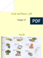 acids and bases ph
