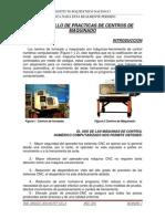 Cuadernillo de Practicas de Centros de Maquinado