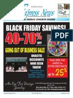Express News Mid Week Shopper 112713