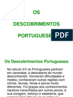 Descobrimentos Portugueses