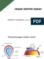 2.8 Perkembangan Sistem Saraf